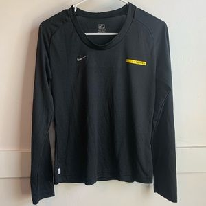 Nike Team Black Livestrong Long Sleeve